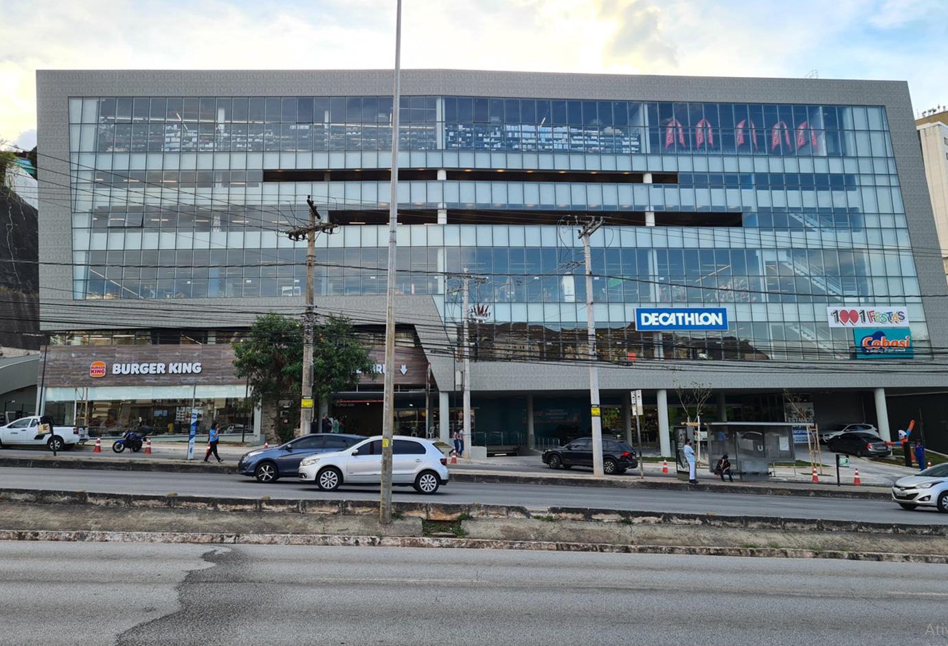BTS Edifício Comercial