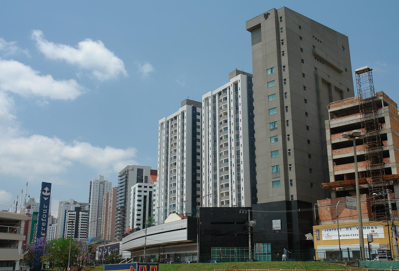 Edifícios Belvedere Mall<br>I e II