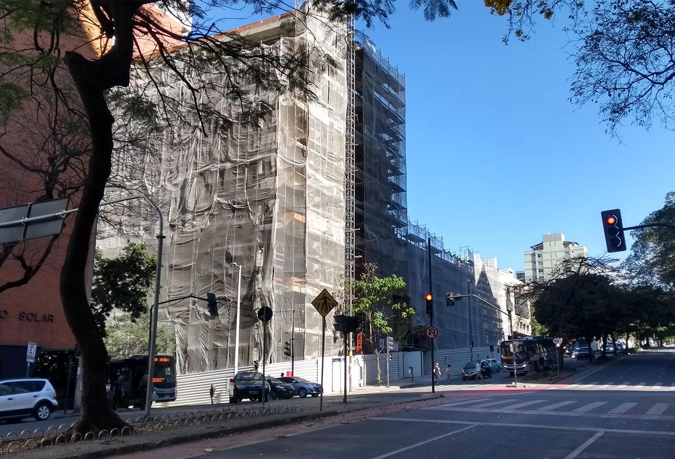 Ampliação da Associação Médica de Minas Gerais